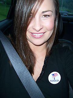 Rachel vote primary 2008