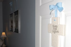 Door to nursery