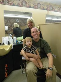 First Haircut 616