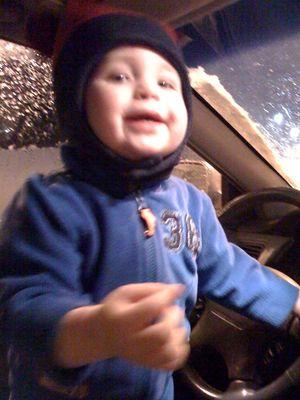 Snow Walker Buckle Up