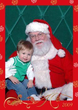 Walker with Santa 2009 001