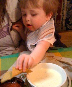 Walker dipping chip
