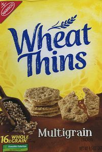Multi Grain Wheat Thins