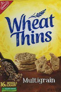 Multi Grain Wheat Thins