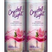 Pink Crystal Light