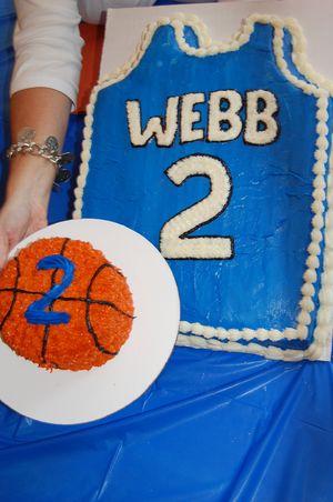 Walker's Second Birthday 060